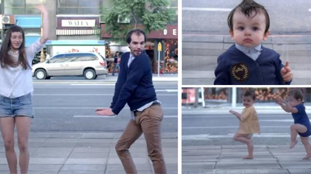 Hilarious Dancing Babies Will Make Your Day! - Cute Videos