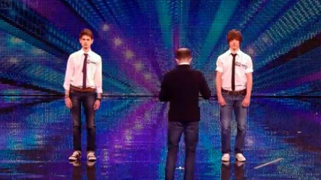 Estos jóvenes asombraron a Britain's Got Talent con una fascinante interpretación