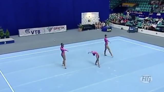 Within seconds, these 3 girls stun everyone with their jaw dropping performance.