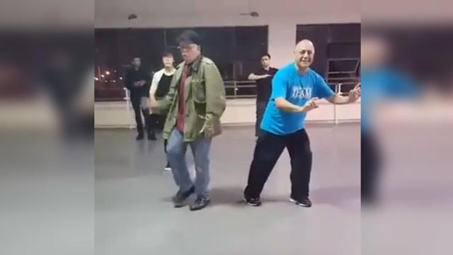 I Cannot Stop Smiling At These Grandfathers Doing Hip Hop