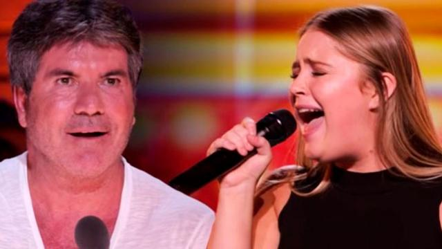 20-Year-Old Karate Queen Baffles Simon With Insane Vocals