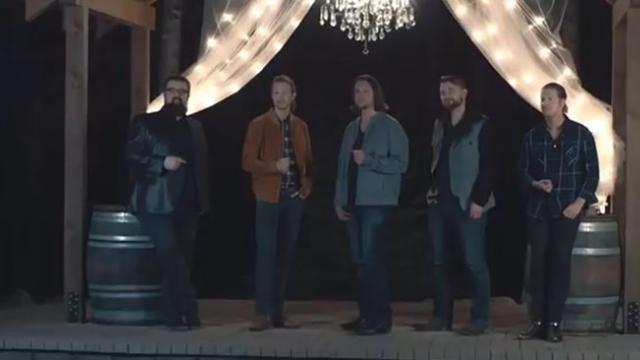 Home Free Steals Hearts With Dazzling A Cappella Cover Of 'Blue Ain't Your Color'