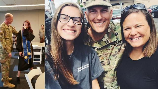 Incredible Compilation of Soldiers Being Reunited with Loved Ones Will Pull Your Heartstrings