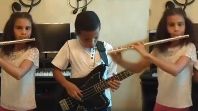 These Kids' Earth, Wind & Fire Cover Goes Viral