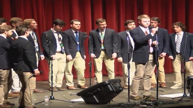 Sound of Silence (A Cappella) - The Gentlemen of the