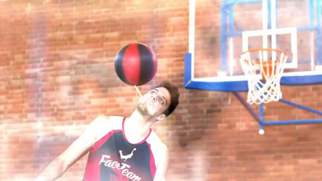 Five amazing basketball records by FaceTeam - Guinness World Records