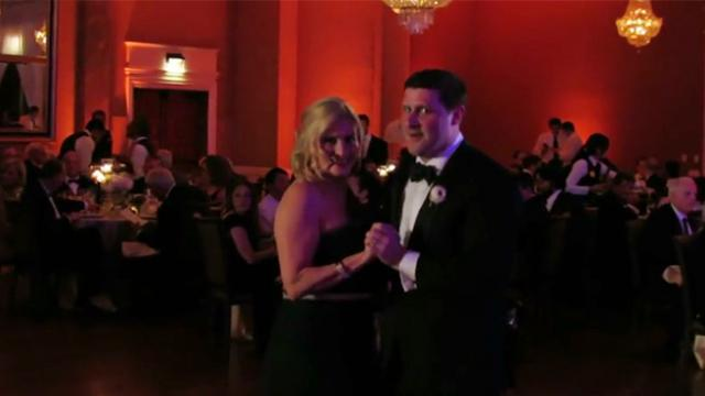 Mother And Son Perform Beautiful Wedding Dance To Rascal Flatts
