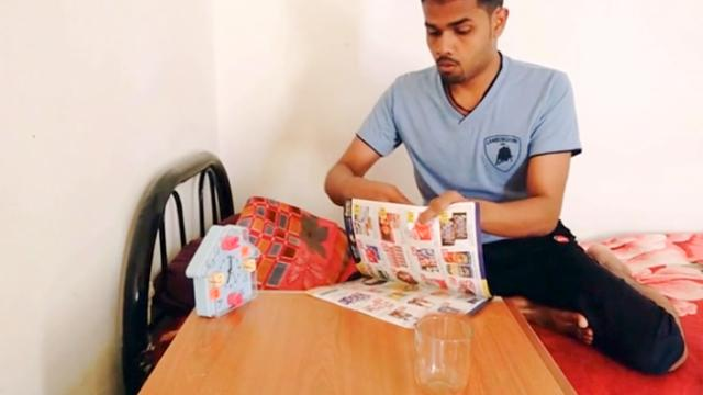 The unbeanknown! Man captures mysterious coffee trick on video