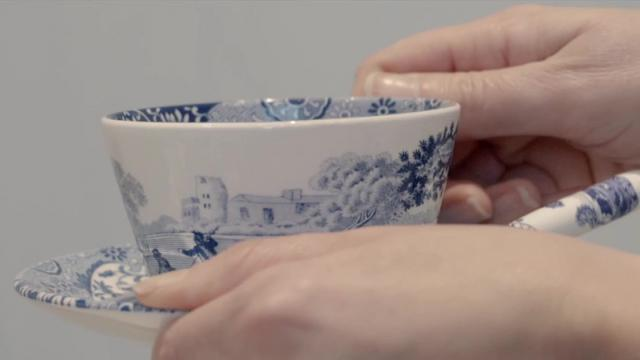 Spode Blue Italian_ Perfection for 200 Years