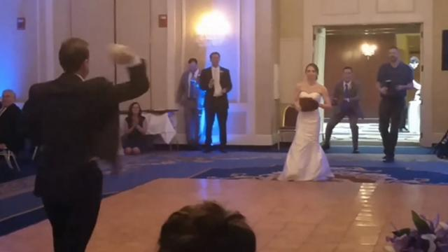Father And Daughter Leave Everyone In Awe When They Take The