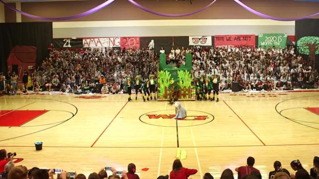 This High School Dance Teams Harry Potter Performance Is Magical