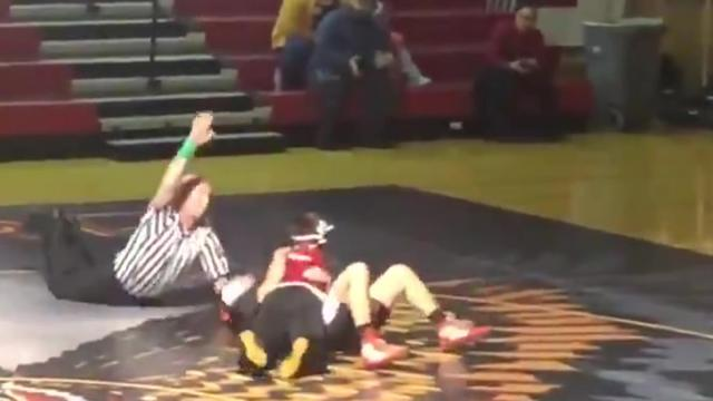 Why This Wrestler Let Young Boy with Disability Win Match