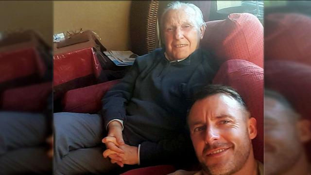 Son Devises A Master Plan To Help Father With Alzheimers