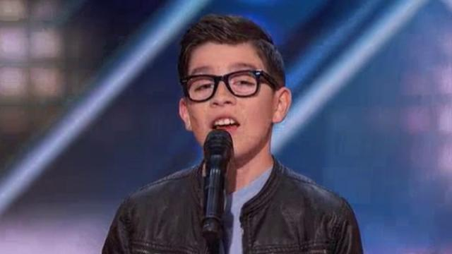 12-Year-Old Instantly Charms Judges With A Powerful Voice They Thought He Didnt Have