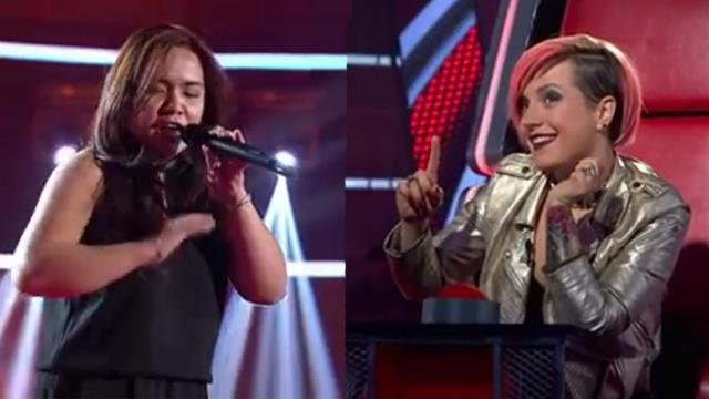 Esta joven filipina interpreto un tema de Whitney Houston y el