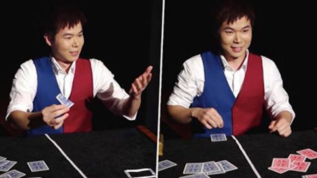 Winning trick at magic world cup will completely blow your