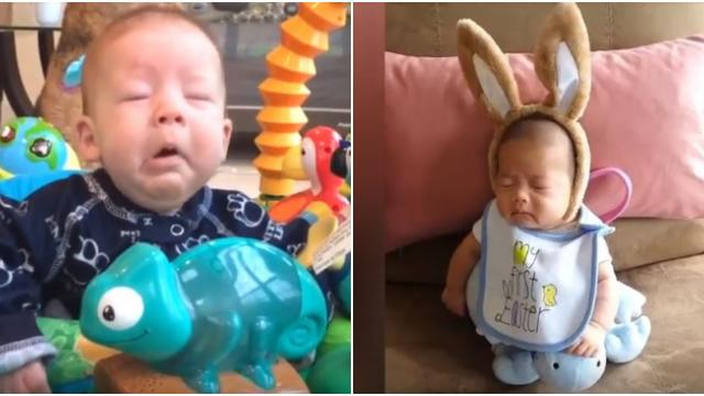 Looking These Cutest Babies Sneezing You Will Have All Nice Day