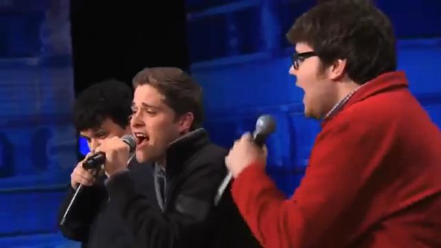 Nerdy Boy Band Surprises Judges in the Best Possible Way