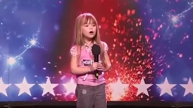 Britains Got Talent child star