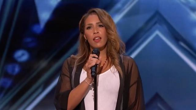 "Glennis Grace convence a los jueces de ""Americas Got Talent"" con Cover Run To You de Whitney Houston"