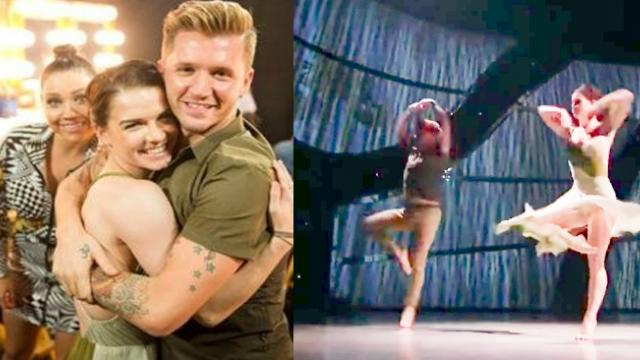 Amy & Travis -No Audience Noise- - Wicked Game (SYTYCD Top 8) - YouTube