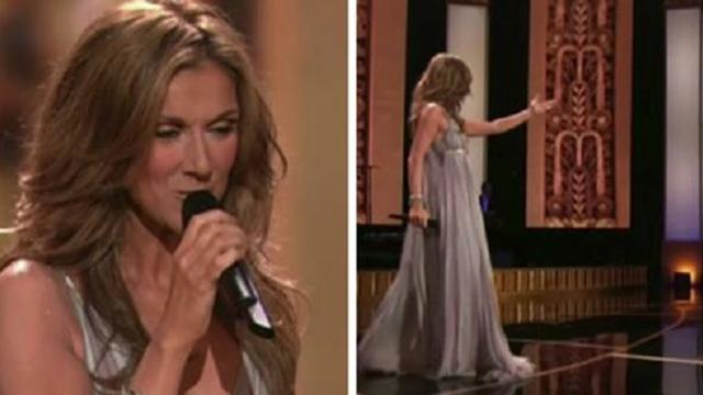 Celine Dion & Josh Groban Live The Prayer (HD 720p)