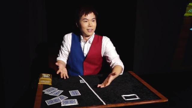 Eric Chiens Champion Magic Trick Will Blow Your Tiny Minds -