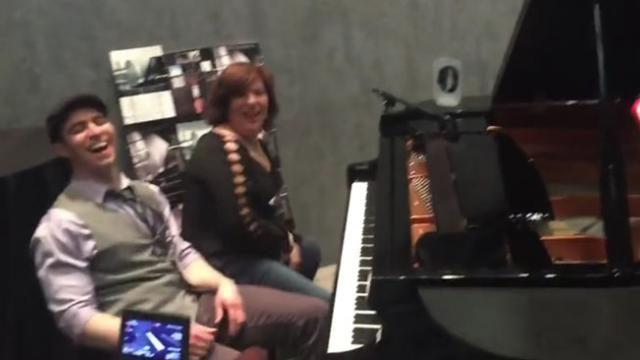 This Piano Duet Left Us In Awe With Their Performance