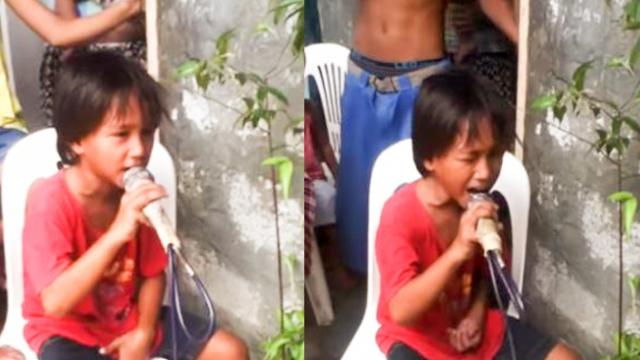 Young Singing Belter Went Viral After Showing His Talent In A Birthday Party!