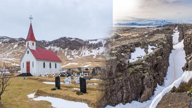 Stunning pictures following will make you want to be Iceland, where is named 'land of the gods'