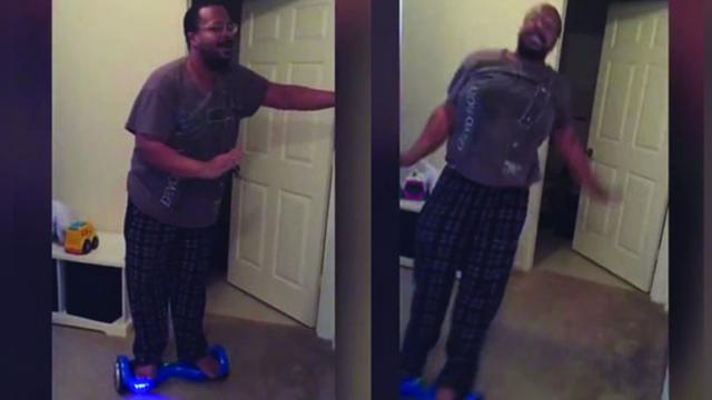 Check Out The Funniest Hoverboard Fails Of Summer Right