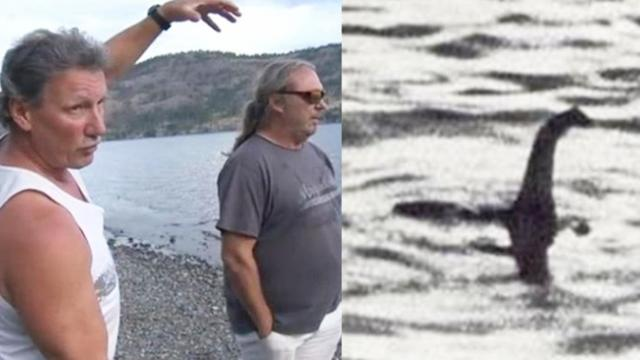 Ogopogo, Canadian Loch Ness Monster Caught on Film