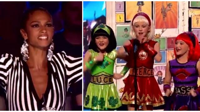 Cartoon Heroes on Britains Got Talent 2018