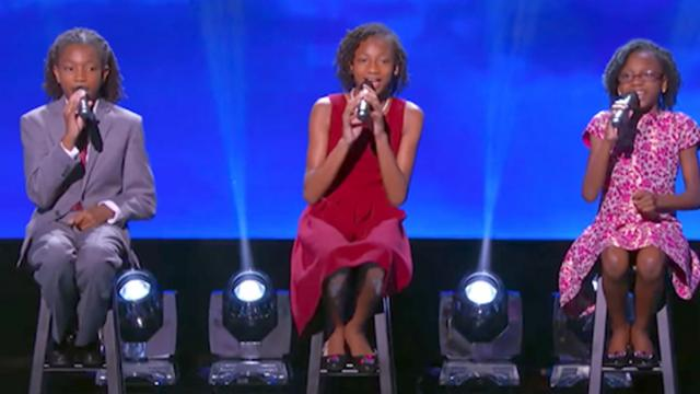 Little Big Shots Amazing My Girl Cover Episode Highlight