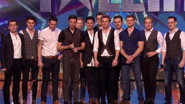 12 Men Choose A Classic Hit And The Jury's Concerned. But 2 Minutes Later… Goosebumps!