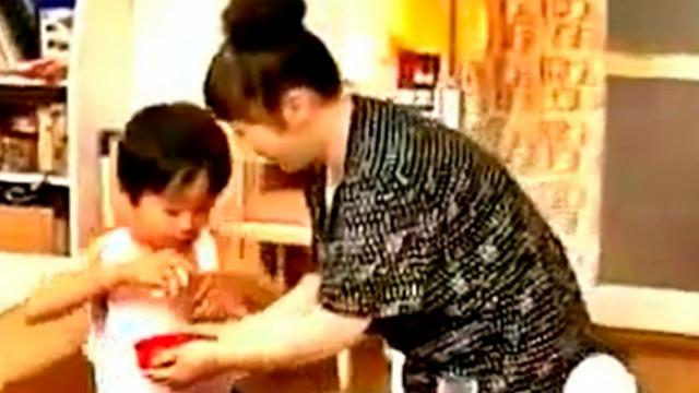 Surprised at the Stunning Japanese Mother Preparing Her Child for School in 5 Minutes