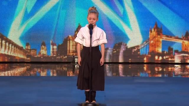 Tiny Karate Kid SHOCKS the Judges! - Britain's Got Talent Unforgettable Audition