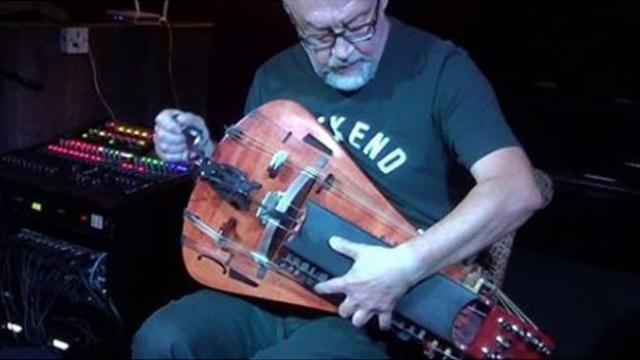 Talented Hurdy-Gurdy Musician Plays a Heartbreaking Solo That
