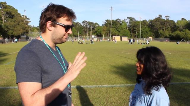 The Do's and Don'ts of Coaching a Deaf Athlete