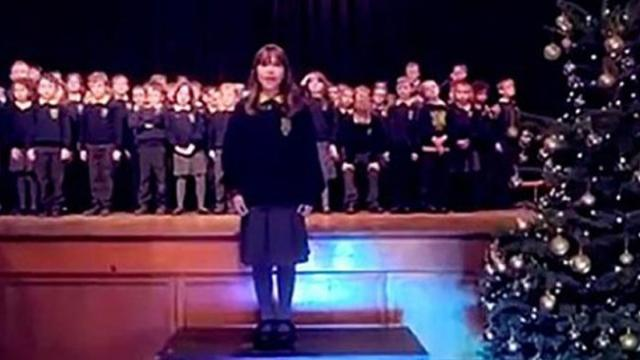 Tiny Girl With Autism Sings Different Version Of Hallelujah And Leaves Everyone In Tears