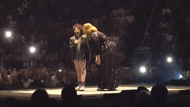 Adele Invites 12-Year-Old With Autism On Stage To Sing, What