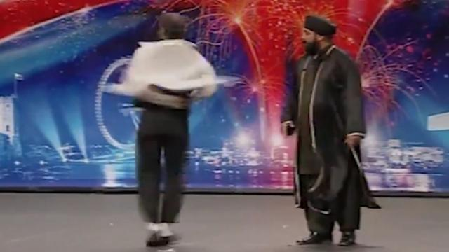 Michael Jackson's Dance With Punjabi Touch, Watch These Two Contestants Making A Show At BGT