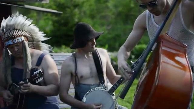 Iron Maiden Cover Played On Traditional Folk Instruments