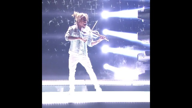 Dúo trascendental de violines en America's Got Talent