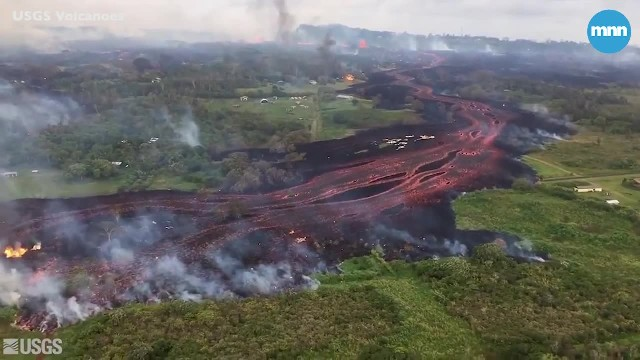 Hawaii's Kilauea volcano eruption continues to cause concern