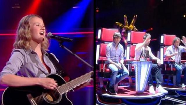 Participante do programa The Voice Kids conquista os jurados