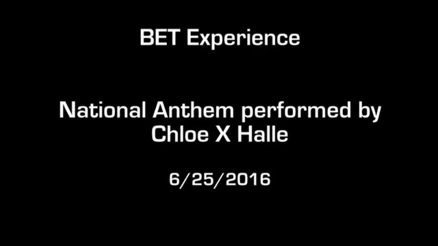 Watch This AMAZING Performance Of The National Anthem By 2 Sisters