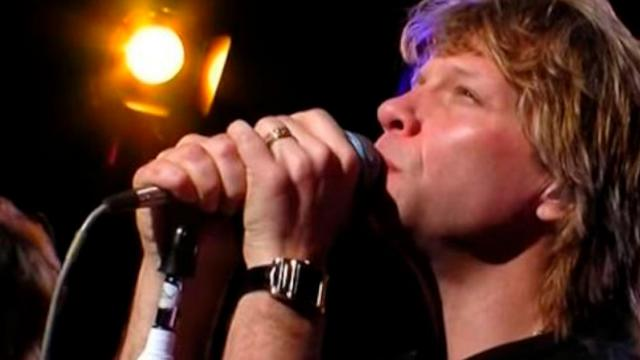 Bon Jovi Bleeds Redemption In Unearthly Performance Of Hallelujah