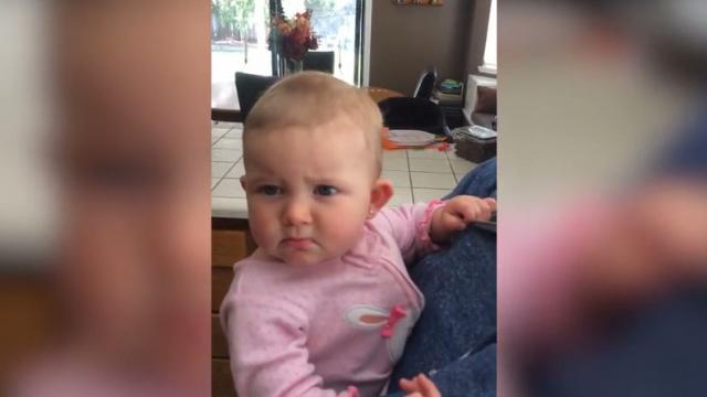 Check Out These 5 Funniest Babies Making Silly Faces2