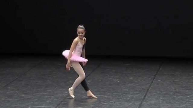 Ballet vs Hip Hop _ Annika Verplancke